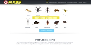 All-U-Need Pest Control Perth